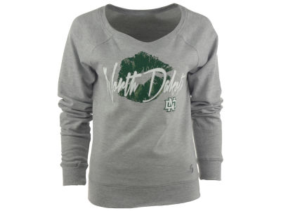 North Dakota NCAA Women's Off the Shoulder Crew