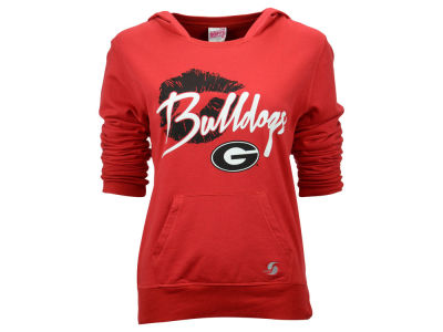Georgia Bulldogs NCAA Women's Screen Hoodie