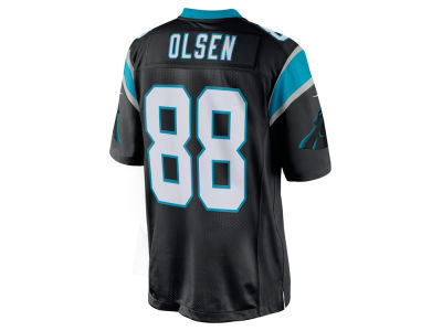 Carolina Panthers Greg Olsen Nike NFL Youth Game Jersey
