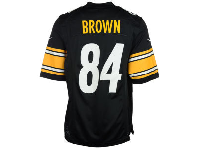 Pittsburgh Steelers Antonio Brown Nike NFL Youth Game Jersey