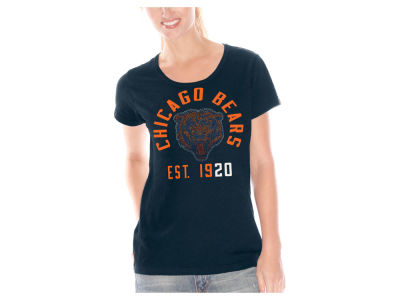 Chicago Bears G-III Sports NFL Womens Shutout T-Shirt