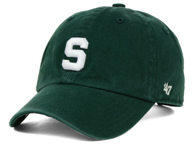 Michigan State Spartans '47 NCAA Kids Clean Up