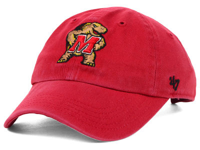 Maryland Terrapins '47 NCAA Kids Clean Up