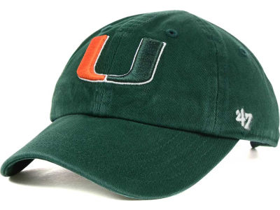 Miami Hurricanes '47 NCAA Kids Clean Up