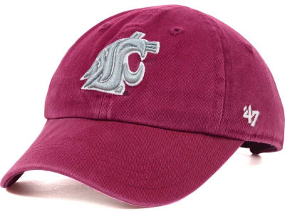 Washington State Cougars '47 NCAA Kids Clean Up