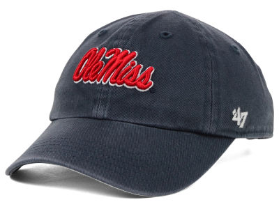 Ole Miss Rebels Infant '47 NCAA Kids Clean Up