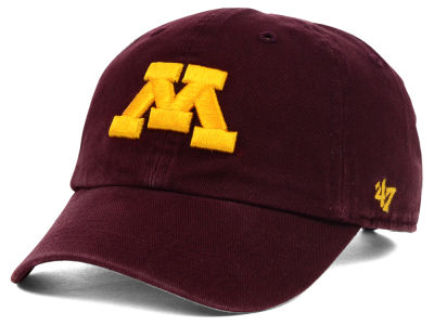 Minnesota Golden Gophers Infant '47 Toddler Clean-up Cap