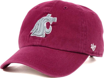 Washington State Cougars '47 Toddler Clean-up Cap