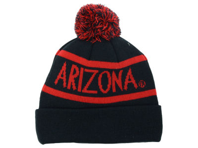 Arizona Wildcats Top of the World NCAA Slugfest Pom Knit