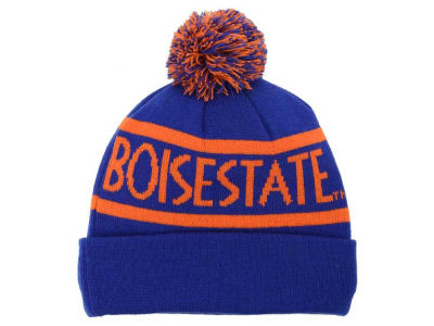 Boise State Broncos Top of the World NCAA Slugfest Pom Knit