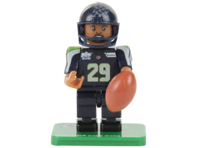 Seattle Seahawks Thomas III Super Bowl XLVIII NFC Conference Champ OYO Figure