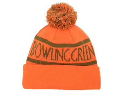 Bowling Green Falcons Top of the World NCAA Slugfest Pom Knit