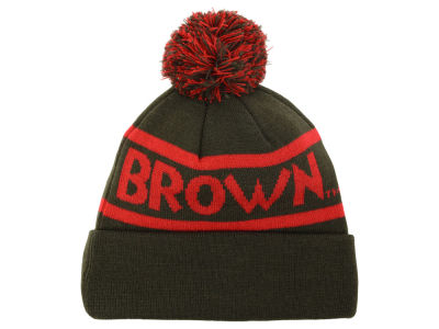 Brown Bears Top of the World NCAA Slugfest Pom Knit