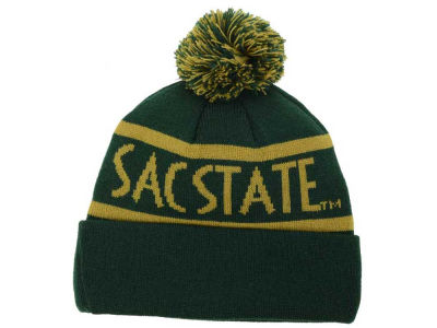 Sacramento State Hornets Top of the World NCAA Slugfest Pom Knit