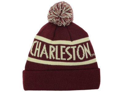 Charleston Cougars Top of the World NCAA Slugfest Pom Knit