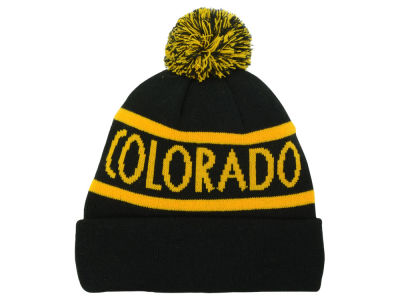 Colorado College Tigers Top of the World NCAA Slugfest Pom Knit