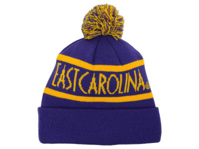 East Carolina Pirates Top of the World NCAA Slugfest Pom Knit