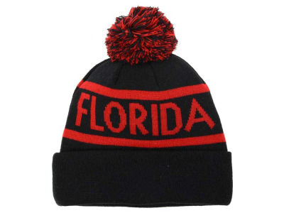 Florida Atlantic Owls Top of the World NCAA Slugfest Pom Knit