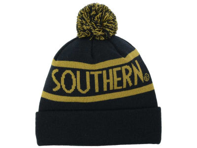 Georgia Southern Eagles Top of the World NCAA Slugfest Pom Knit