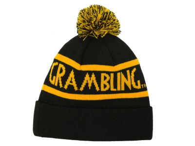 Grambling Tigers Top of the World NCAA Slugfest Pom Knit
