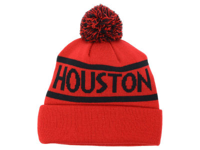 Houston Cougars Top of the World NCAA Slugfest Pom Knit