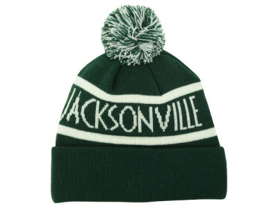 Jacksonville Dolphins Top of the World NCAA Slugfest Pom Knit