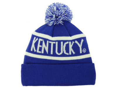 Kentucky Wildcats Top of the World NCAA Slugfest Pom Knit
