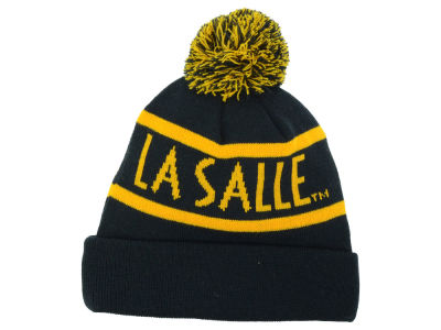 La Salle University Explorers Top of the World NCAA Slugfest Pom Knit