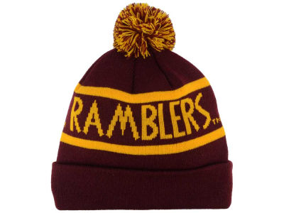 Loyola Ramblers Top of the World NCAA Slugfest Pom Knit
