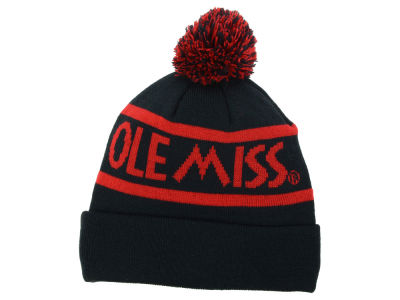 Ole Miss Rebels Top of the World NCAA Slugfest Pom Knit