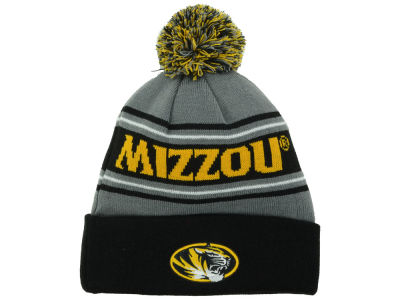 Missouri Tigers Top of the World NCAA Slugfest Pom Knit