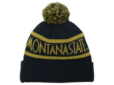 Montana State Bobcats Top of the World NCAA Slugfest Pom Knit