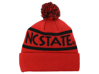 North Carolina State Wolfpack Top of the World NCAA Slugfest Pom Knit