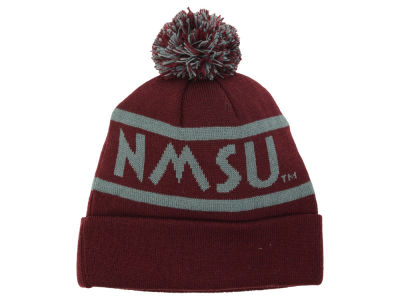 New Mexico State Aggies Top of the World NCAA Slugfest Pom Knit