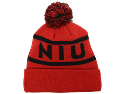Northern Illinois Huskies Top of the World NCAA Slugfest Pom Knit