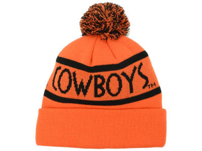 Oklahoma State Cowboys Top of the World NCAA Slugfest Pom Knit
