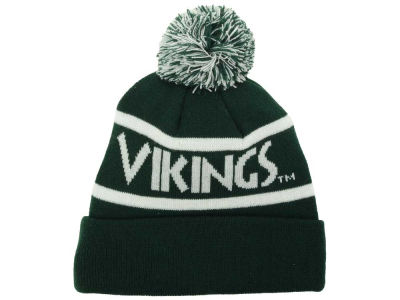 Portland State Vikings Top of the World NCAA Slugfest Pom Knit