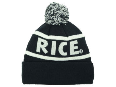 Rice Owls Top of the World NCAA Slugfest Pom Knit
