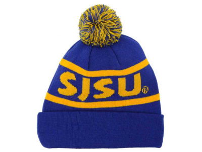 San Jose State Spartans Top of the World NCAA Slugfest Pom Knit