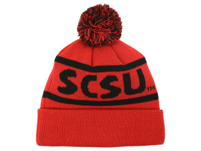 St. Cloud State Huskies Top of the World NCAA Slugfest Pom Knit