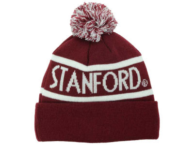 Stanford Cardinal Top of the World NCAA Slugfest Pom Knit