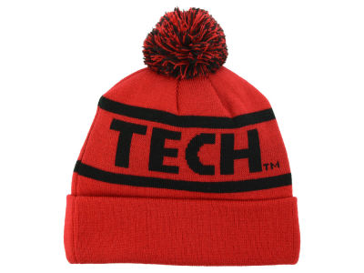 Texas Tech Red Raiders Top of the World NCAA Slugfest Pom Knit