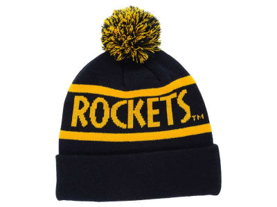 Toledo Rockets Top of the World NCAA Slugfest Pom Knit