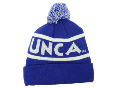 UNC Asheville Bulldogs Top of the World NCAA Slugfest Pom Knit