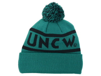 UNC Wilmington Seahawks Top of the World NCAA Slugfest Pom Knit