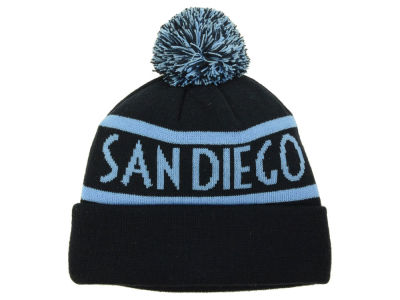 University of San Diego Toreros Top of the World NCAA Slugfest Pom Knit
