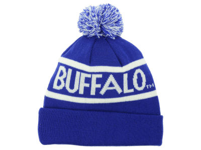Buffalo Bulls Top of the World NCAA Slugfest Pom Knit