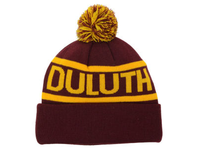 Minnesota Duluth Bulldogs Top of the World NCAA Slugfest Pom Knit
