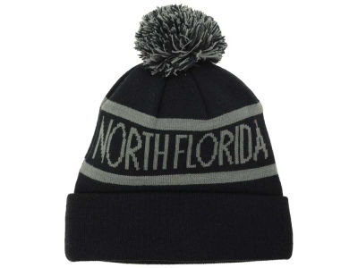 North Florida Ospreys Top of the World NCAA Slugfest Pom Knit