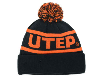 UTEP Miners Top of the World NCAA Slugfest Pom Knit